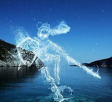Water Link by TylerReitanArt