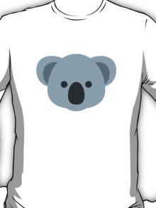 Koala Twitter Emoji T-Shirt