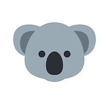 Koala Twitter Emoji by emoji