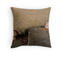 Faith & Superstition Throw Pillow