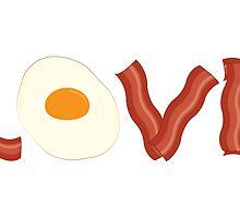 LOVE Breakfast by Angie Douglas