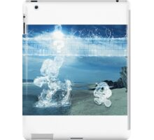 Water Mario iPad Case/Skin