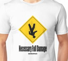 EpicGhostPunch: Necessary Fall Damage Unisex T-Shirt