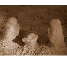 Sand Is The New Snow ! Photographic Print