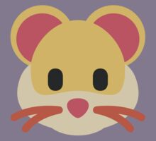 Hamster Face Twitter Emoji Kids Clothes