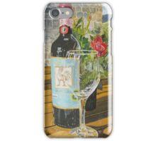 Still Life in Chianti iPhone Case/Skin