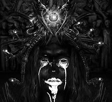 The Queen of Lies by TylerReitanArt