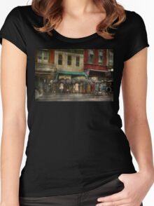 Store - Big sale today - 1922 Women's Fitted Scoop T-Shirt