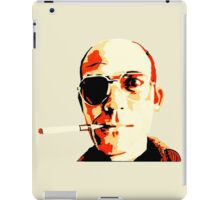 Hunter S. Thompson iPad Case/Skin