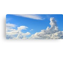 Clouds 2 Canvas Print
