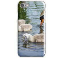 Cygnets  01 iPhone Case/Skin