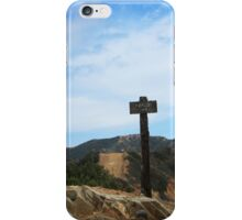 Road to Avalon iPhone Case/Skin