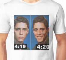 4:19 and 4:20 Unisex T-Shirt