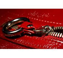 Zip it 1 Photographic Print