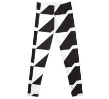 Geometric Zebra Leggings