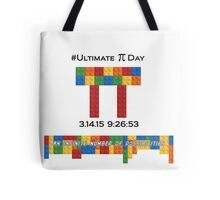 Ultimate Pi Day:  Infinite Number of Possibilities Tote Bag