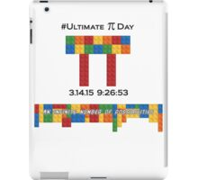 Ultimate Pi Day:  Infinite Number of Possibilities iPad Case/Skin