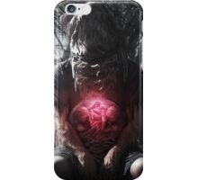 The Deliquescing of Life iPhone Case/Skin