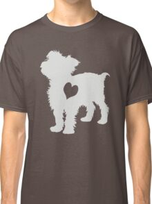 Adore Yorkies: Version Two Classic T-Shirt