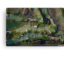 Mystery Landscape Canvas Print