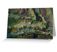 Mystery Landscape Greeting Card