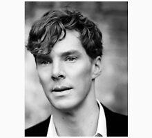 Benedict Cumberbatch black and white Unisex T-Shirt