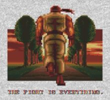 RYU Street Fighter II: The Fight is everything. Kids Clothes