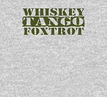 WTF? WHISKEY TANGO FOXTROT Unisex T-Shirt