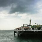 Brighton Pier by webgrrl
