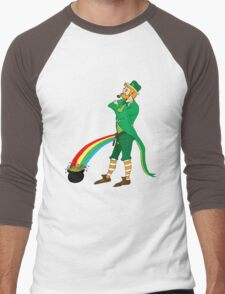 The End of the Rainbow Men's Baseball ¾ T-Shirt