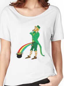 The End of the Rainbow Women's Relaxed Fit T-Shirt