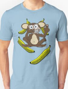 That's Bananas! Tee (Fur) Unisex T-Shirt