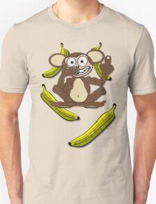 That's Bananas! Tee (Fur) Unisex T-Shirt