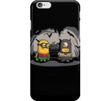 Despicable bats iPhone Case/Skin