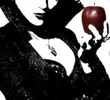 It's Not Just An Apple, It's A Weapon Sticker