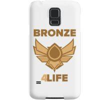 Bronze 4 Life Samsung Galaxy Case/Skin