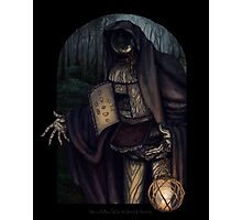 Vox the Fortune Teller Photographic Print