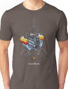 Gear Head Unisex T-Shirt