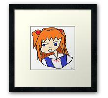 Asuka Framed Print