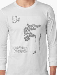 Shady Mofo Logo Long Sleeve T-Shirt