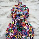 This is Not a Violin. by nawroski .