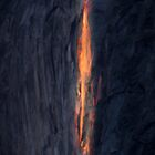 Sunset on Horsetail Fall by TonyCrehan