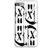 RWBY Weapons iPhone Case/Skin