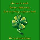 The Four Leaf Clover by Serdd
