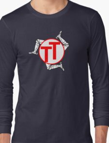 Isle Of Man Long Sleeve T-Shirt