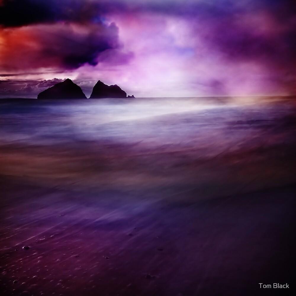 Land Sea Sky III by Tom Black