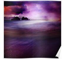 Land Sea Sky III Poster