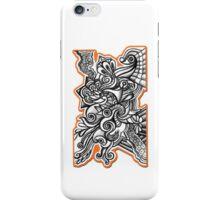 Design 025s1 - by Kit Clock iPhone Case/Skin
