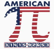 American Pi Day 3.14.15  Kids Clothes