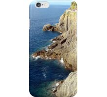 Walk of Love in Italy's Cinque Terre iPhone Case/Skin